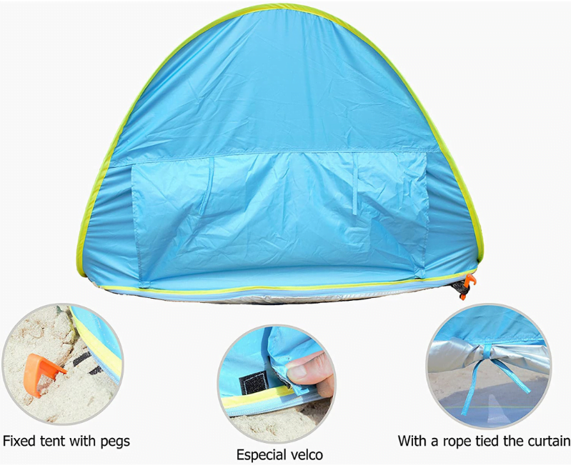 Infant Swimming Tent