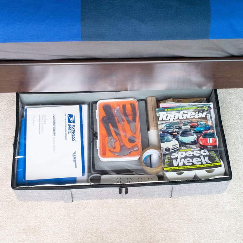 Under Bed Container