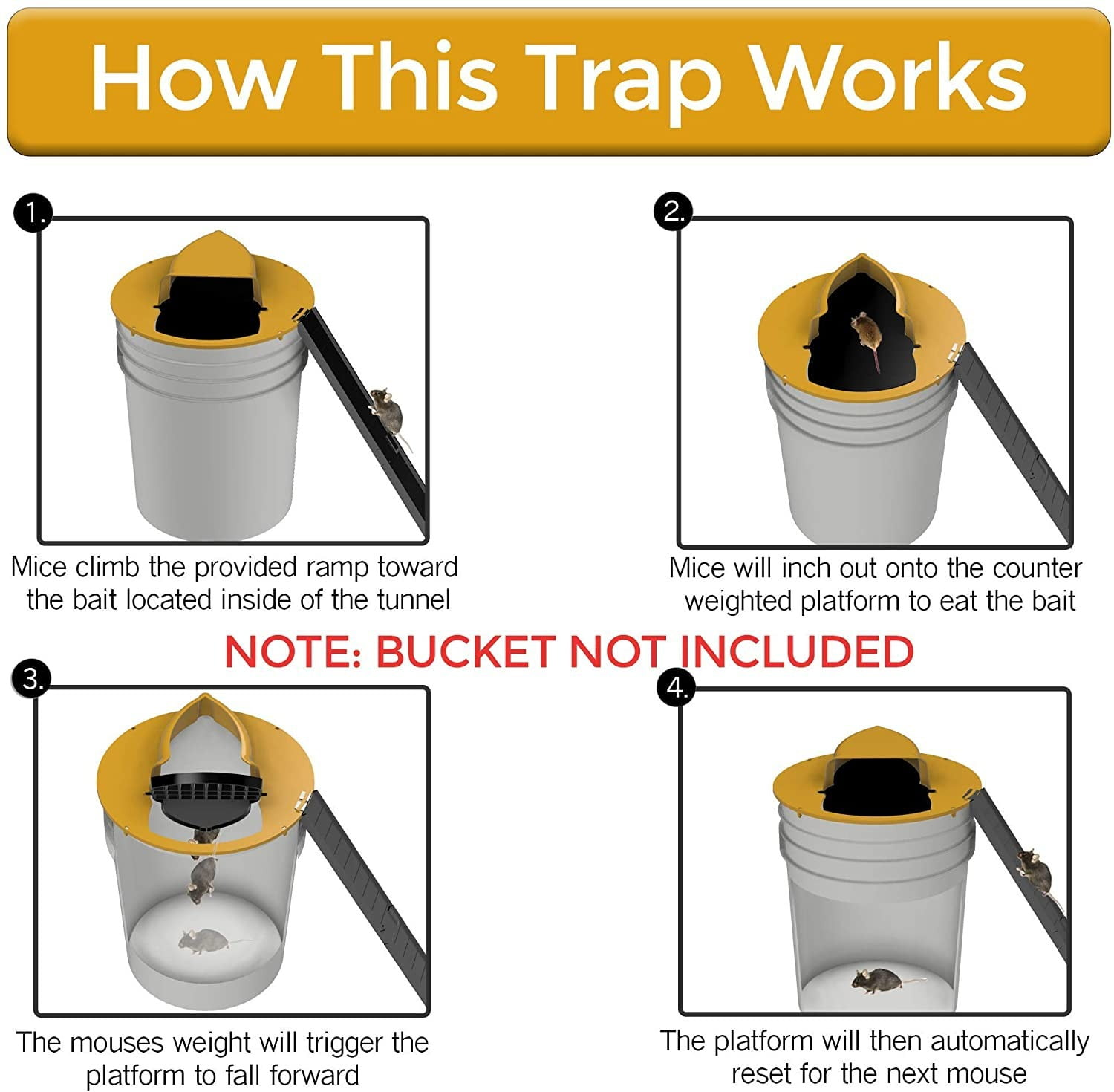 How This Trap Work