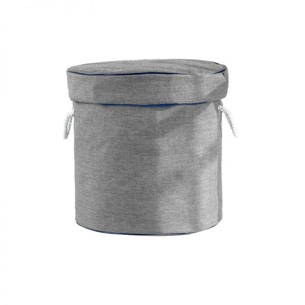 2 in 1 Storage Bucket With Blanket