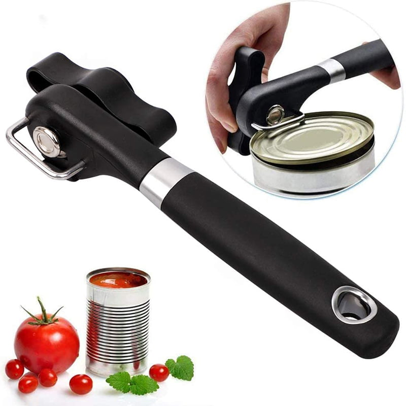 Safe Manual Can Opener