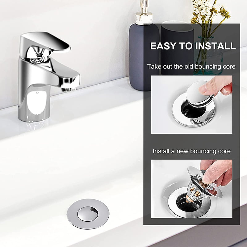 HiyaaHome Sink Stopper